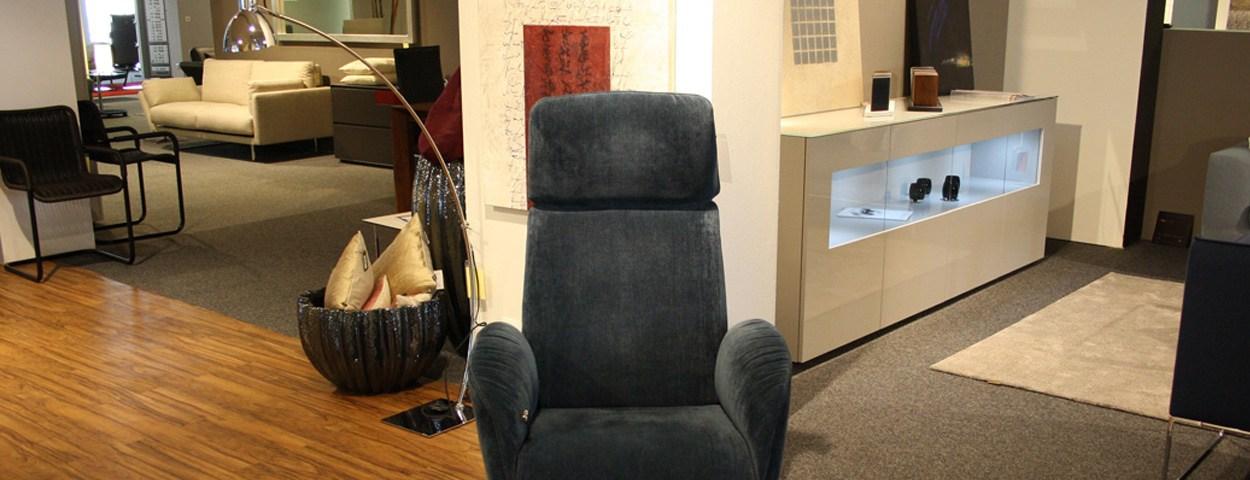 Designermöbel aus unserer Ausstellung