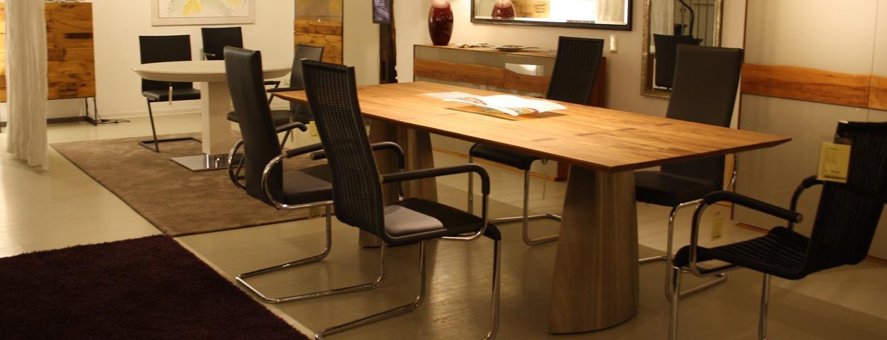 Tische & Esstische - Ausstellungsstücke