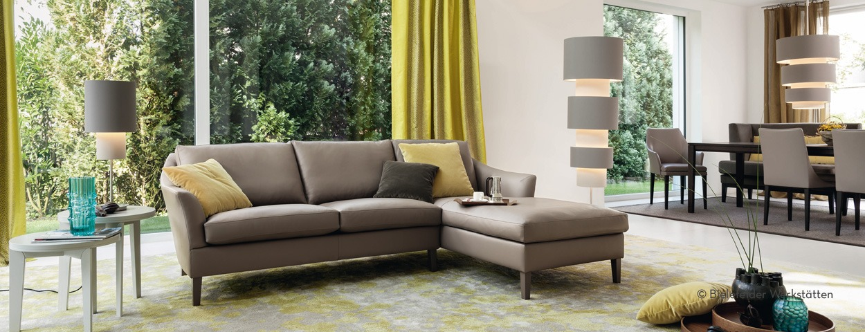 hochwertige sofas von m bel marken online bestellen vom. Black Bedroom Furniture Sets. Home Design Ideas