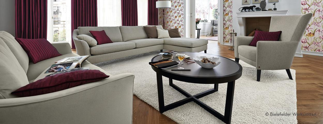 exklusive sessel von hochwertigen m bel marken online bestellen heider wohnambiente. Black Bedroom Furniture Sets. Home Design Ideas