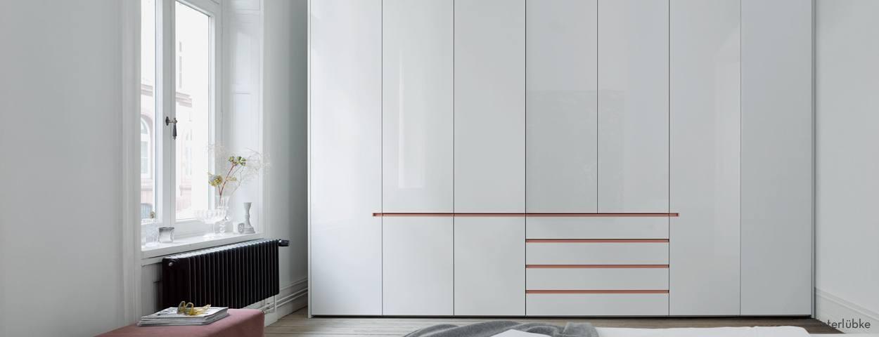 Hochwertige Kleiderschränke ✓ Ankleidezimmer ✓ von führenden Möbel ...