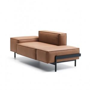 DE SEDE Sofa DS-21/102 Leder Naturale Cuoio