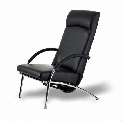 IP DESIGN Relaxsessel Curve Leder