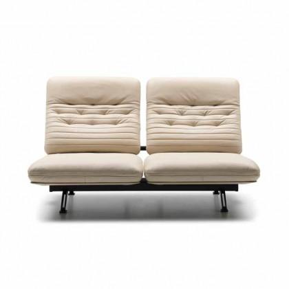 DE SEDE Sofa DS-490 Leder