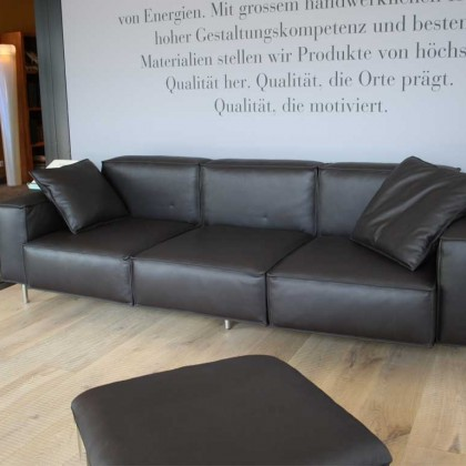 DE SEDE Sofa 3-sitzig DS-0022/03