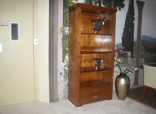 EBANART Bücherregal  Nr. 1067C kirschbaum