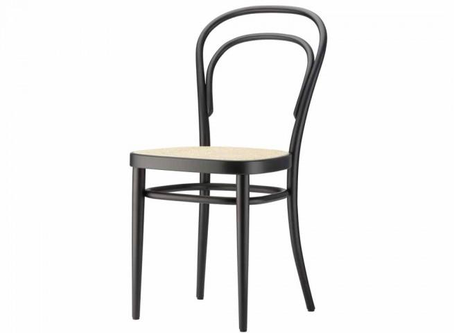 THONET Stuhl 210 Buche schwarz