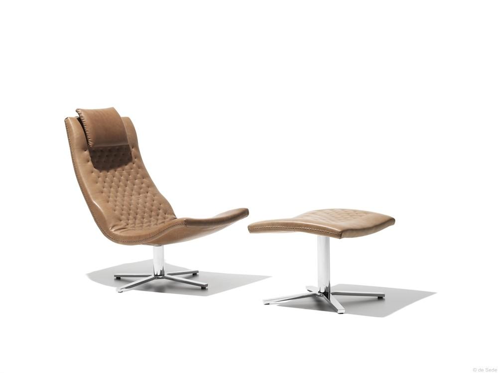 de sede sessel ds 51. Black Bedroom Furniture Sets. Home Design Ideas