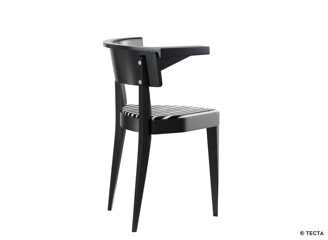 tecta armlehnstuhl b1. Black Bedroom Furniture Sets. Home Design Ideas