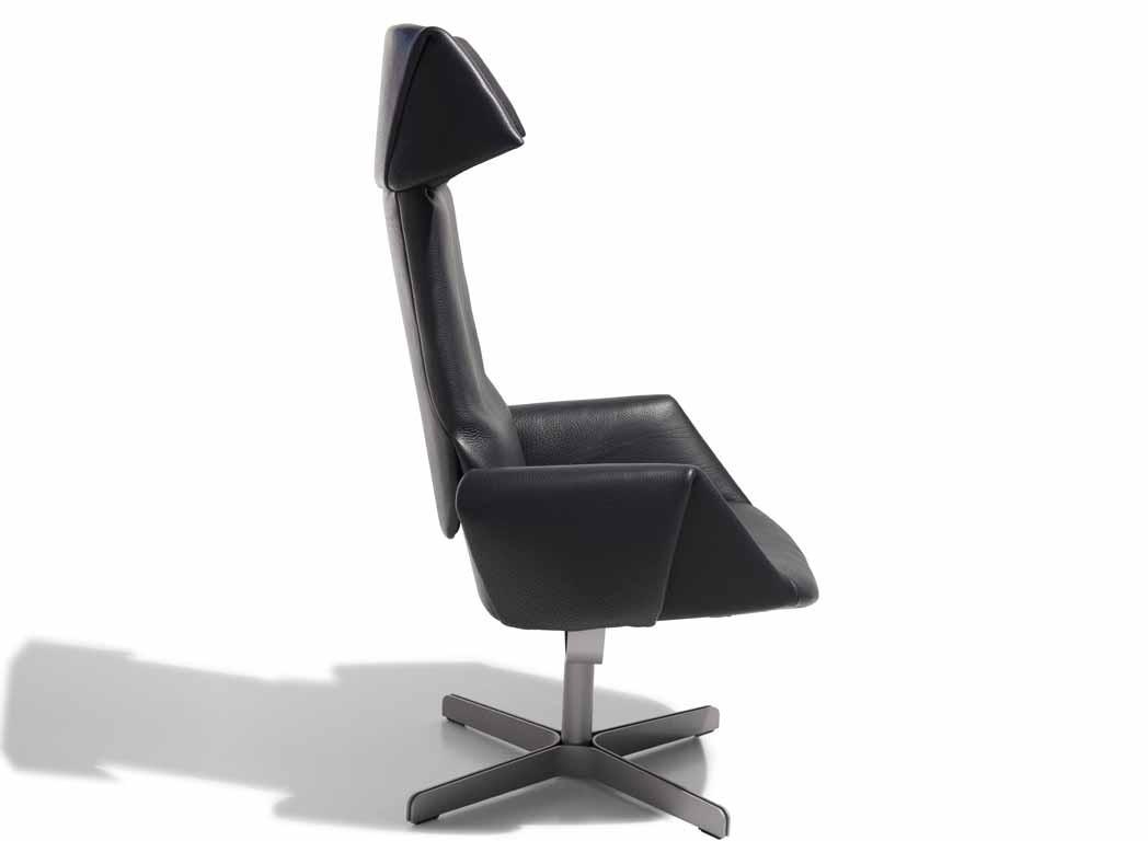 de sede sessel ds 343 leder. Black Bedroom Furniture Sets. Home Design Ideas