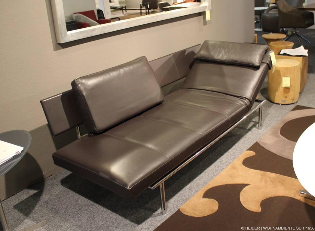 ip design liege campus mit r ckenteil leder braun. Black Bedroom Furniture Sets. Home Design Ideas