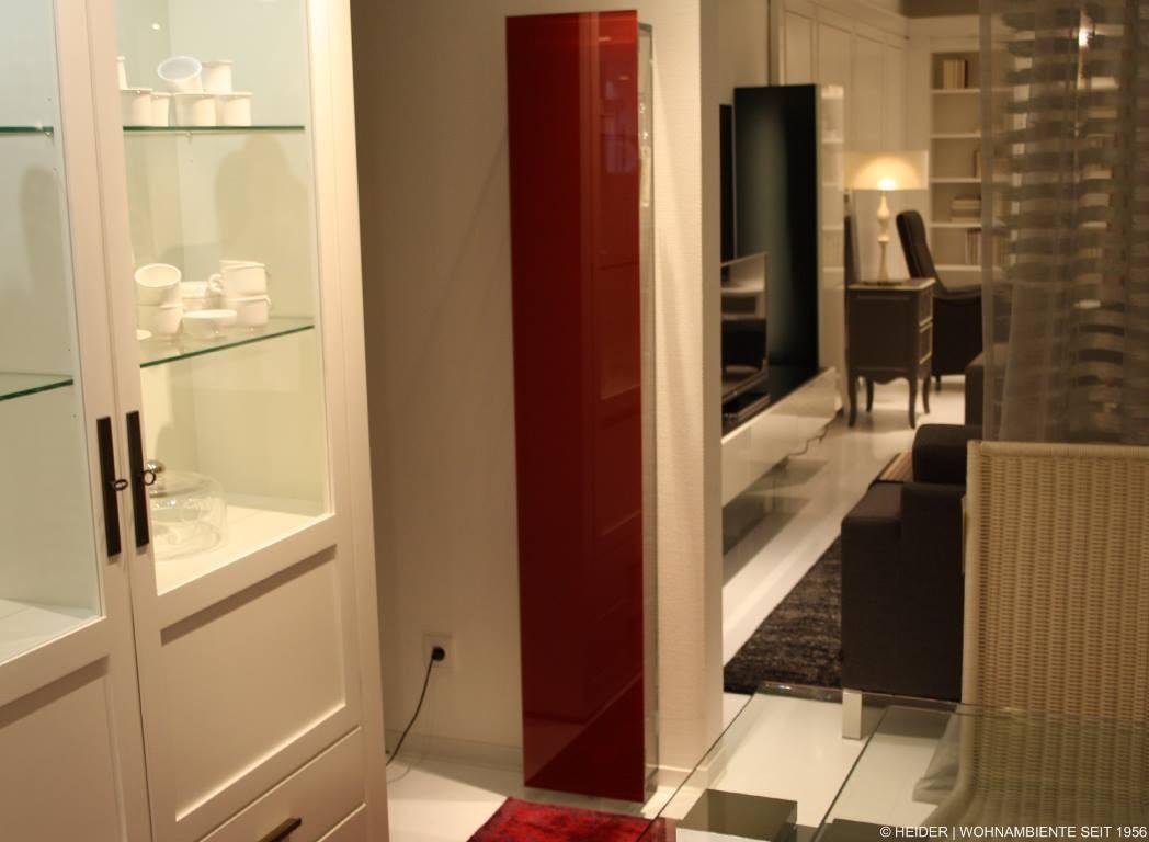 dreieck cd regal pile glas rot. Black Bedroom Furniture Sets. Home Design Ideas