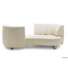 de Sede-DE SEDE Sofa DS-164/03 Leder Living Sand-01