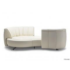 de Sede-DE SEDE Sofa DS-164/29 Leder Living Sand-01