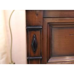 Ebanart-EBANART Nachttisch 6730 A Kirschbaum-01