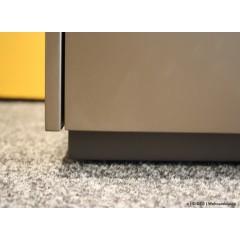 Piure-PIURE Sideboard Line Lack braun-01