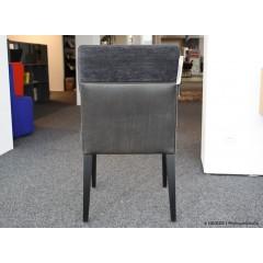 Bielefelder Werkstätten-BIELEFELDER WERKSTÄTTEN Stuhl Polo Dining Stoff grau-01