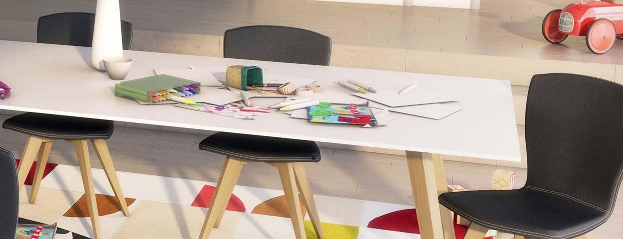 Mobitec Stühle Und Tische