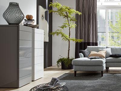 Sofas, Sessel und andere Polstermöbel nach Maß: HEIDER | Wohnambiente