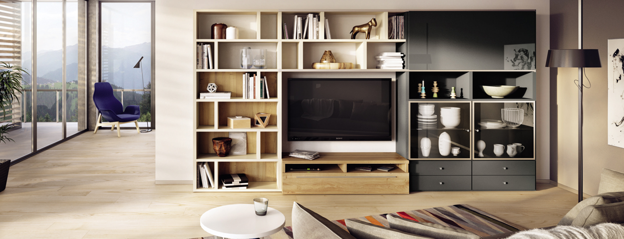 wohnzimmer farben modern. Black Bedroom Furniture Sets. Home Design Ideas